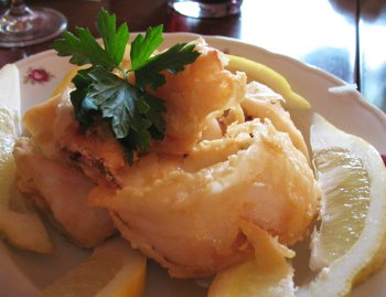 Frittierte Calamares