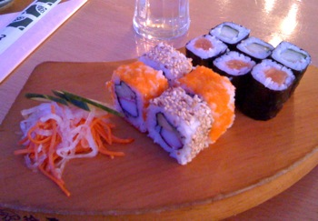 Sushi 1